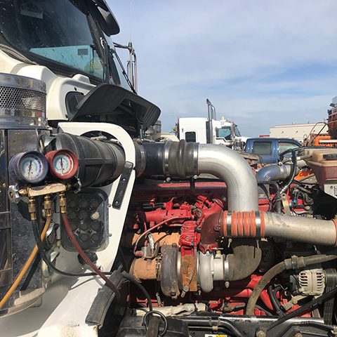 Kenworth A/C Repair